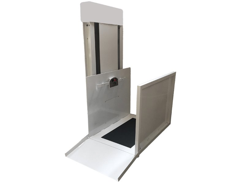 Wheelchair Lifts - Vertical Platform