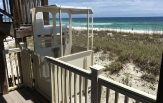 Outdoor Elevator Pensacola Beach